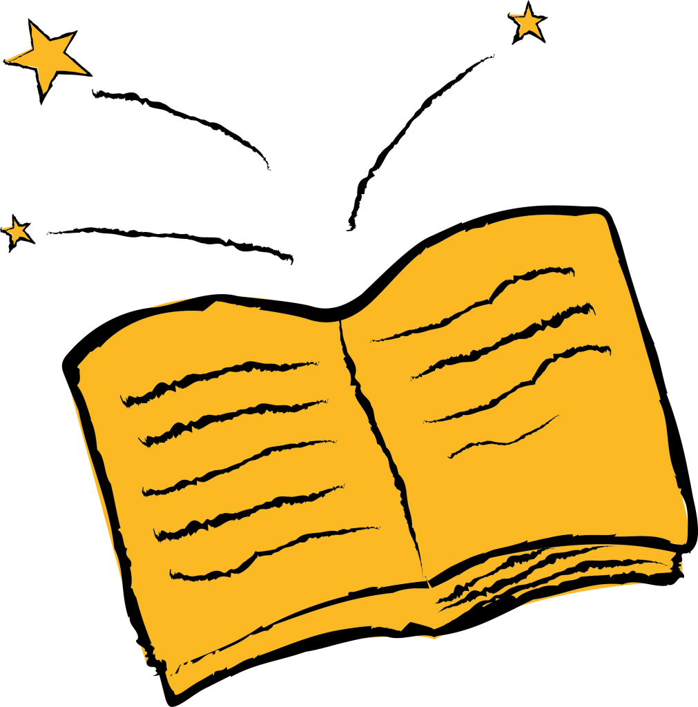 Storytelling Book Illustration